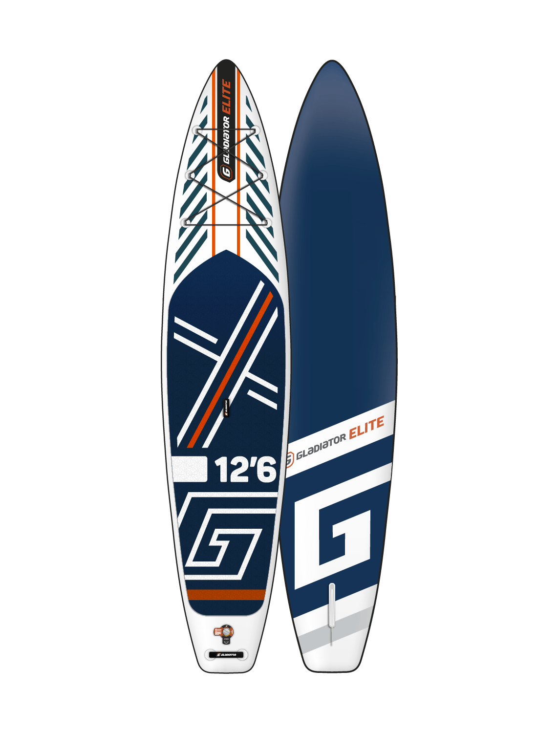 SUP-board ELITE 12.6T