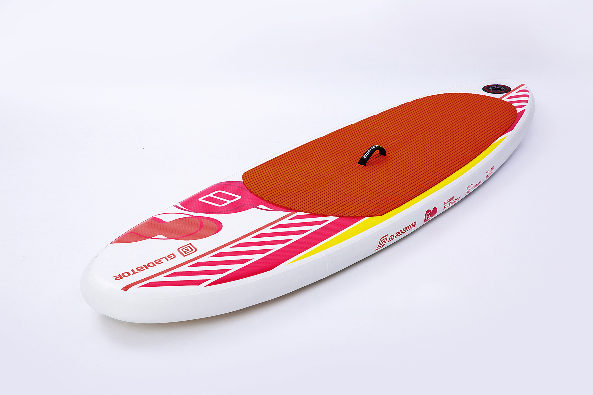 SUP-board GLADIATOR KIDS 8.0
