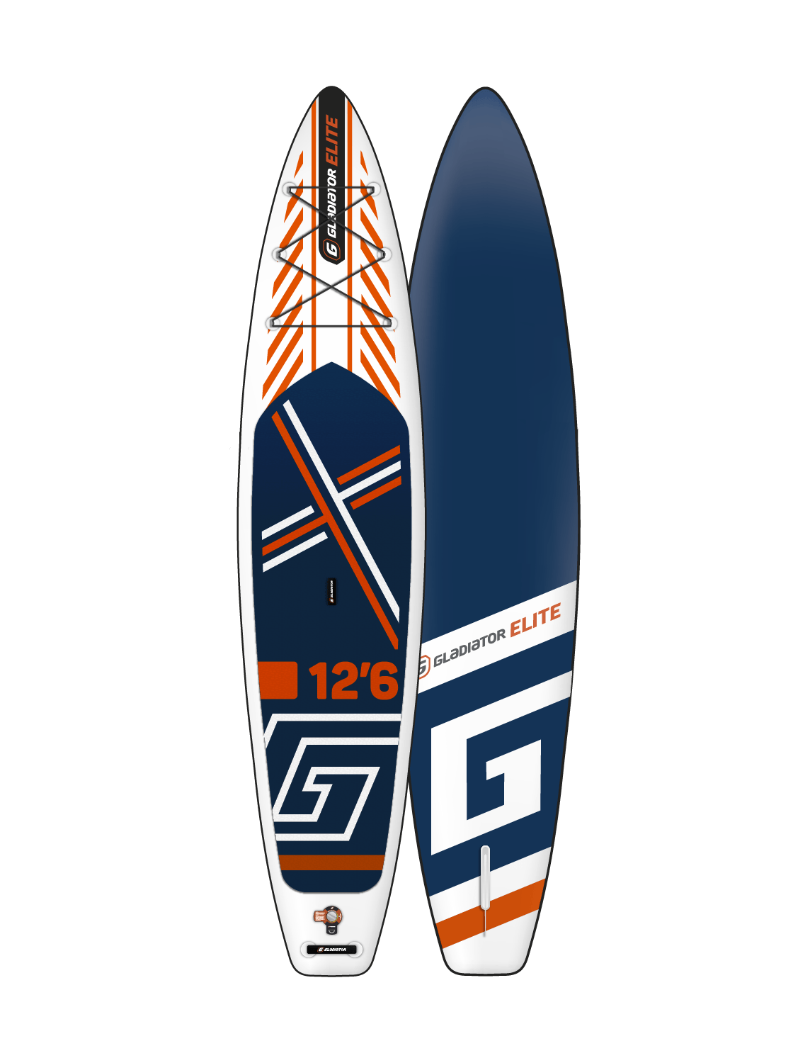 SUP-board ELITE 12.6S