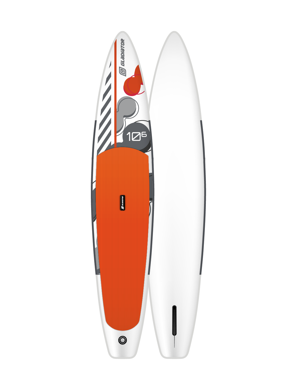 SUP-board GLADIATOR KIDS 10.6