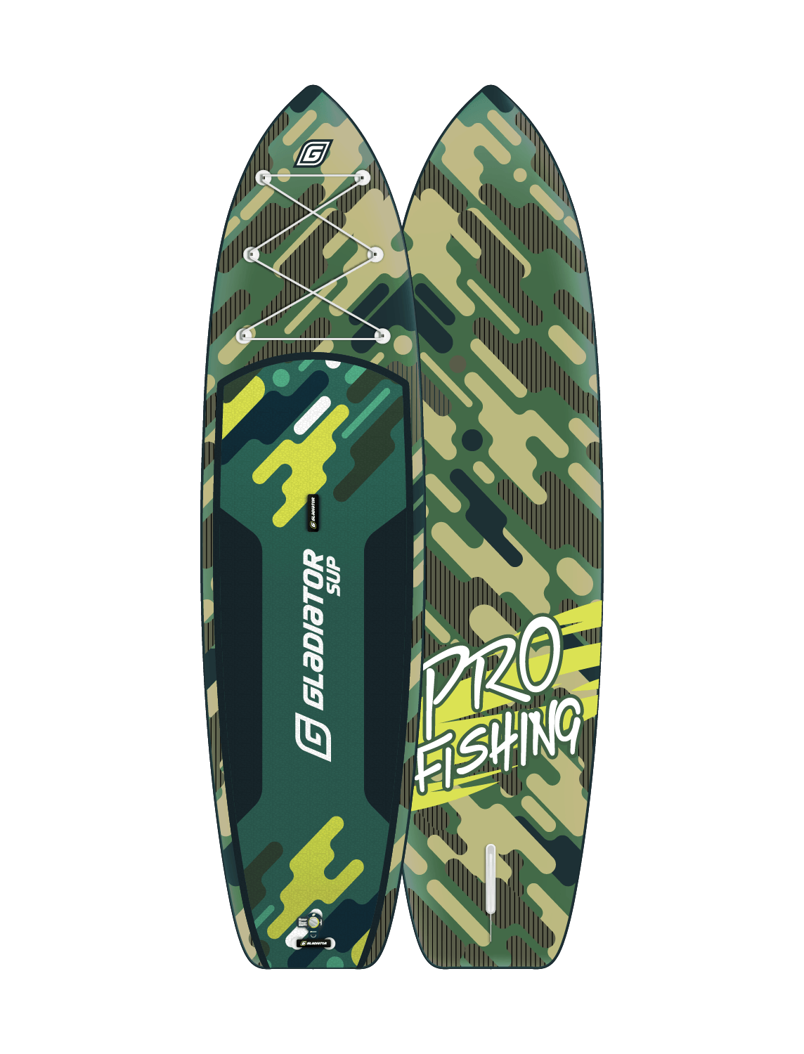 SUP-board FISHING 12.6