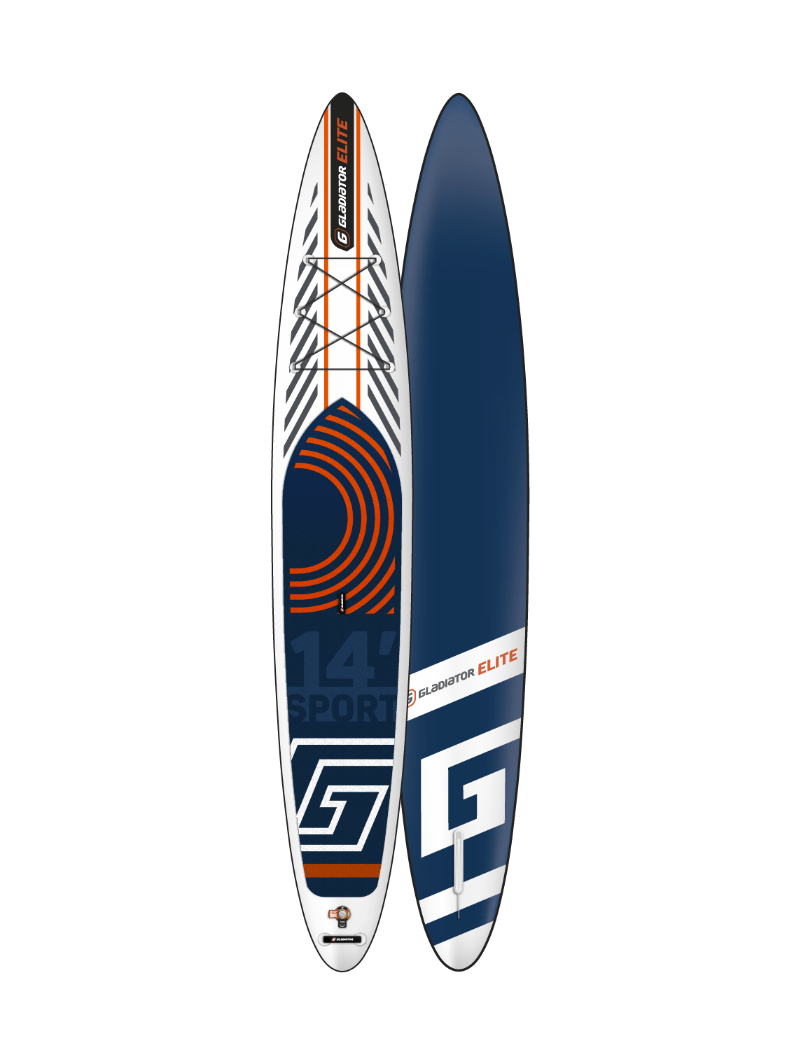 SUP-board ELITE 14,0S